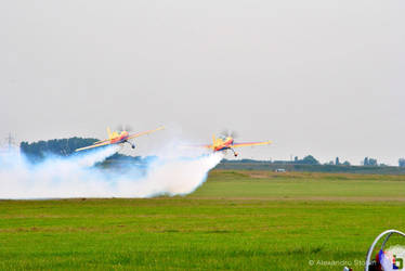 airshow by AlexDeeJay