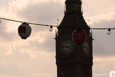 in London 18 by AlexDeeJay