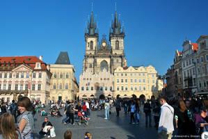 in Prague 31 by AlexDeeJay