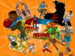 Street Fighter 2 Montage