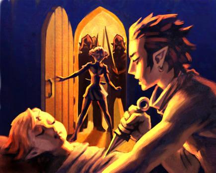 Agahnim Assassin - Impa's Dread - Love Betrayed