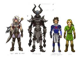 SOK Characters
