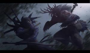 Malfurion's hunt