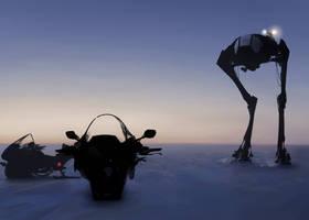 Snow Gear by Irontree