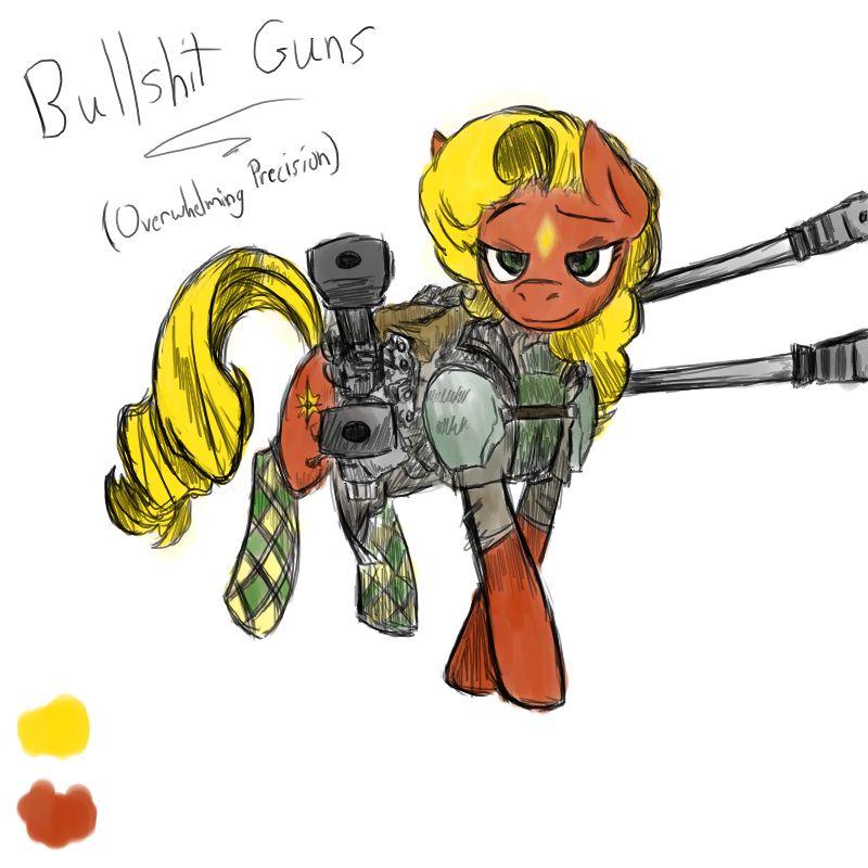 Bullshit_Guns by Heimdal00