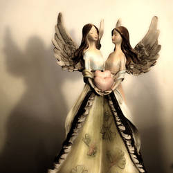 Lesbians Go To Heaven by sweetXtea