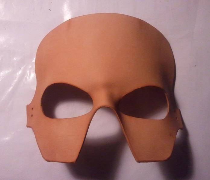 honing masker rimpels