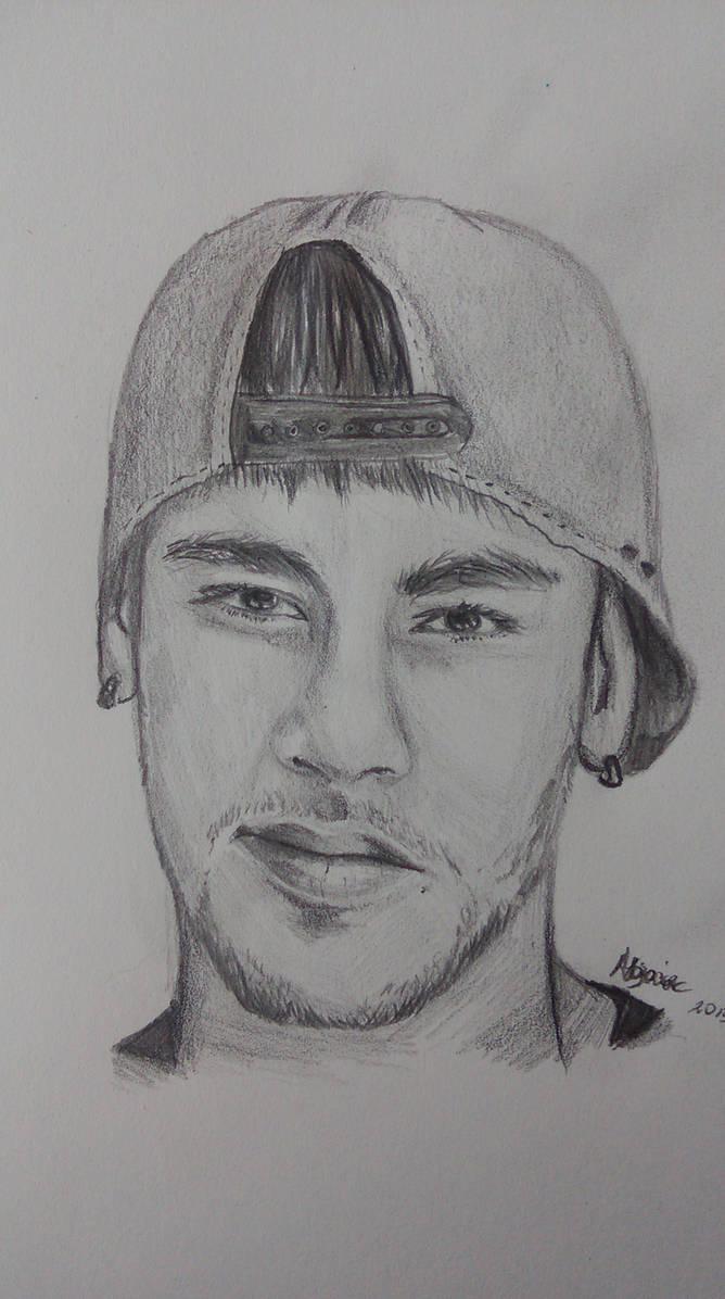Neymar by xxmariuniaxx