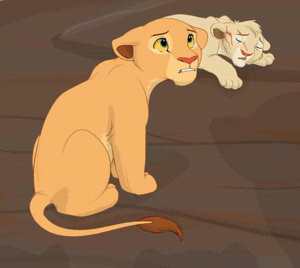 Lion king kopa and mheetu