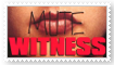 Mute Witness movie stamp by pantheon9000