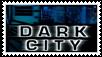 Dark City movie stamp by pantheon9000