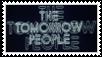 Tomorrow People logo stamp by pantheon9000