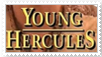 Young Hercules tv show stamp by pantheon9000