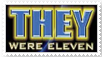 They Were Eleven movie stamp by pantheon9000