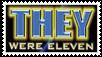 They Were Eleven movie stamp by pantheon9000
