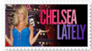 Chelsea Lately stamp by pantheon9000
