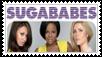 Sugababes stamp by pantheon9000