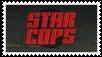 Star Cops logo stamp by pantheon9000