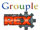 Grouple Generator Rex by pantheon9000
