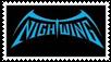 Nightwing stamp by pantheon9000