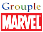 Marvel Comics Grouple by pantheon9000