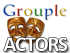 Actors A-L Grouple by pantheon9000