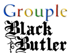 Black Butler Grouple by pantheon9000