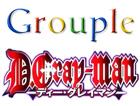 D. Gray-Man Grouple by pantheon9000