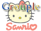 Sanrio and Hello Kitty Grouple by pantheon9000