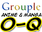 Anime and Manga O-Q Grouple by pantheon9000