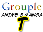 Anime and Manga T Grouple by pantheon9000