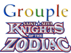 Knights of the Zodiac Grouple by pantheon9000