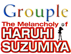 Haruhi Suzumiya Grouple by pantheon9000