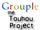 Touhou Project Grouple by pantheon9000