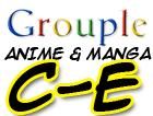 Anime and Manga C-E Grouple by pantheon9000