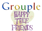 Happy Tree Friends Grouple by pantheon9000