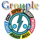 Super Robot MonkeyTeam Grouple by pantheon9000