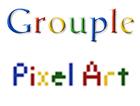 Pixel Art Grouple by pantheon9000