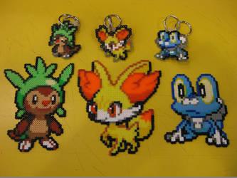 Pokemon X and Y - Generation Six
