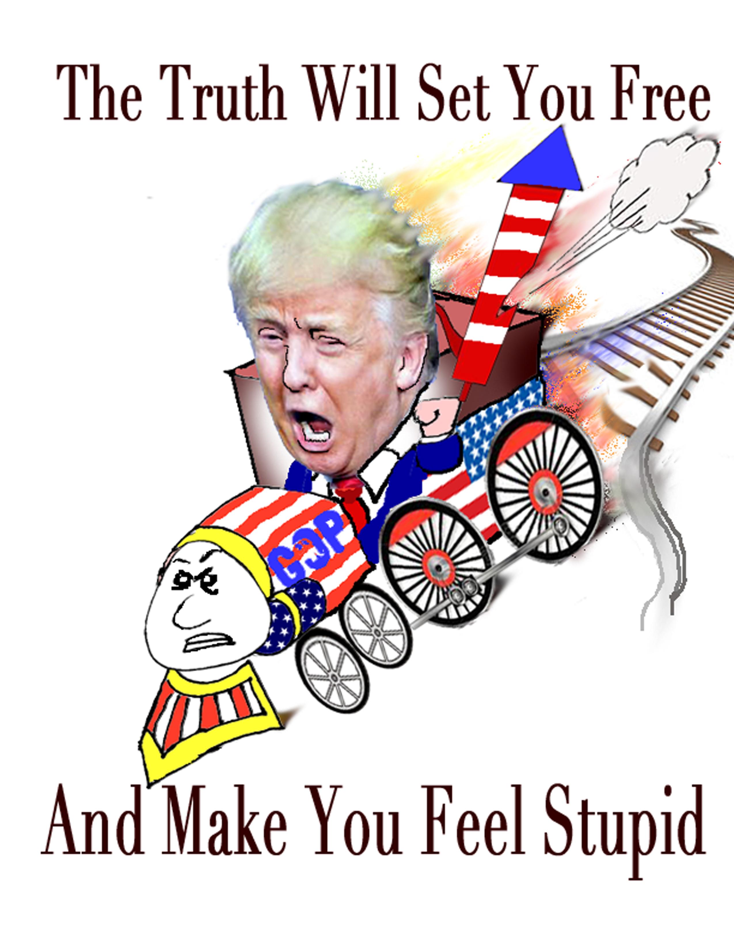 Thank You Donald ! by JohnFarallo
