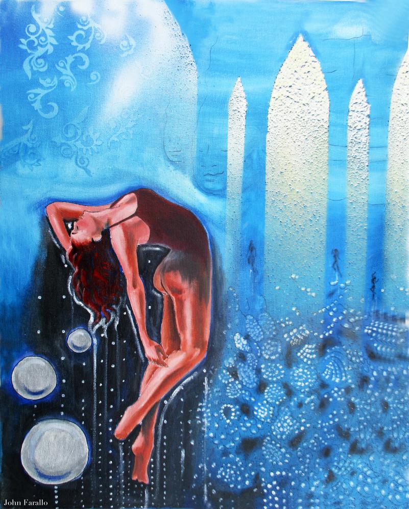NEW BLUE RISING by JohnFarallo