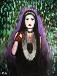 Sarah by JohnFarallo
