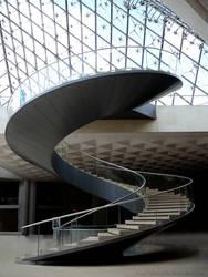 Staircase by BlackLightInside