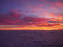 Sunset by BlackLightInside