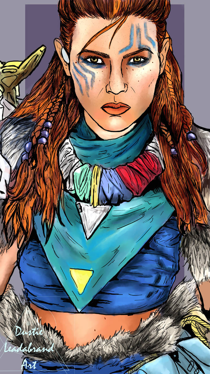 Aloy by dleadabrand