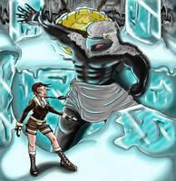 Lara Croft and the Guardian