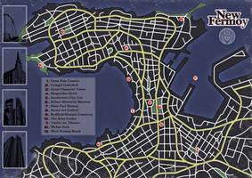 New Fermoy City Map