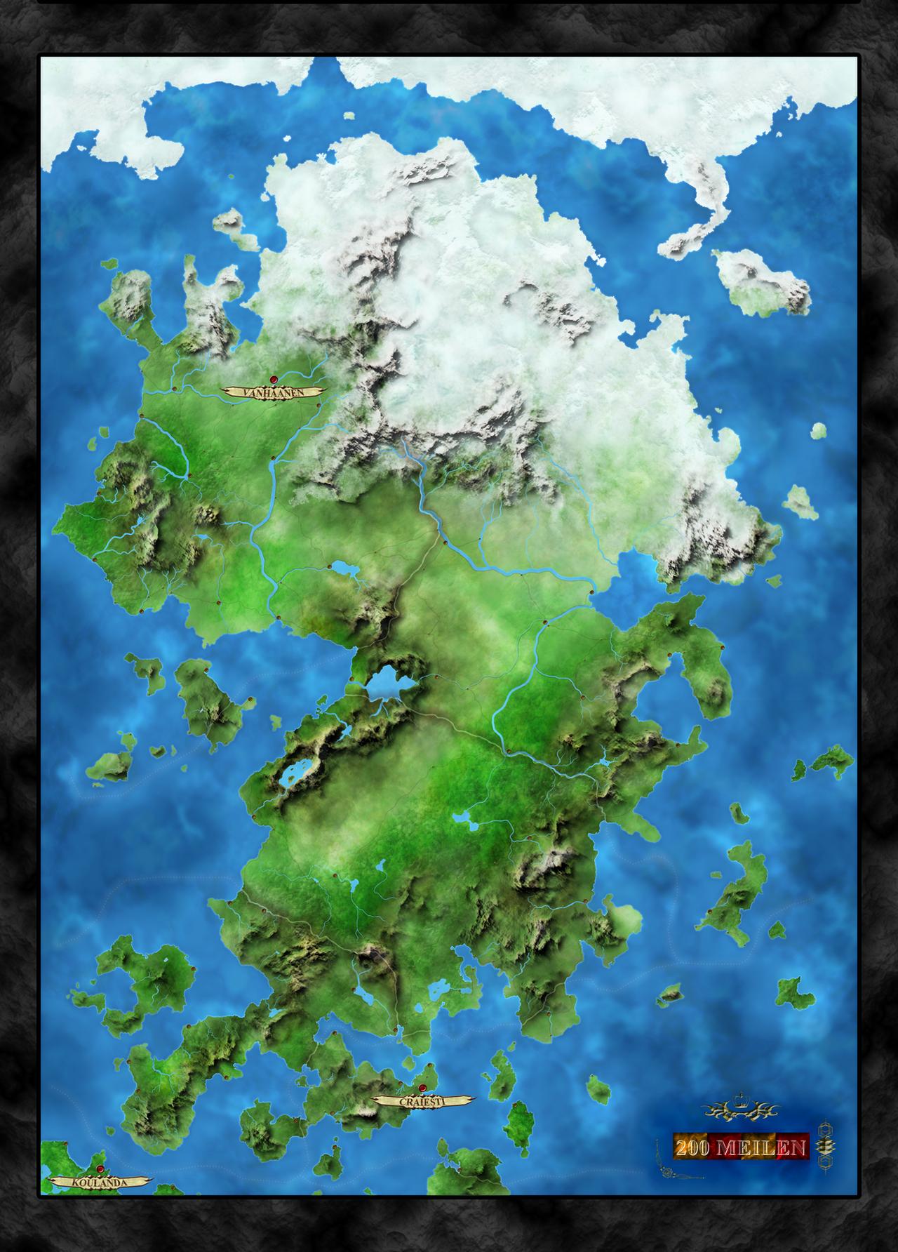 Fibonnaci Fantasy Continent by Shadom86 on DeviantArtdivdiv