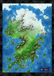 Fibonnaci Fantasy Continent