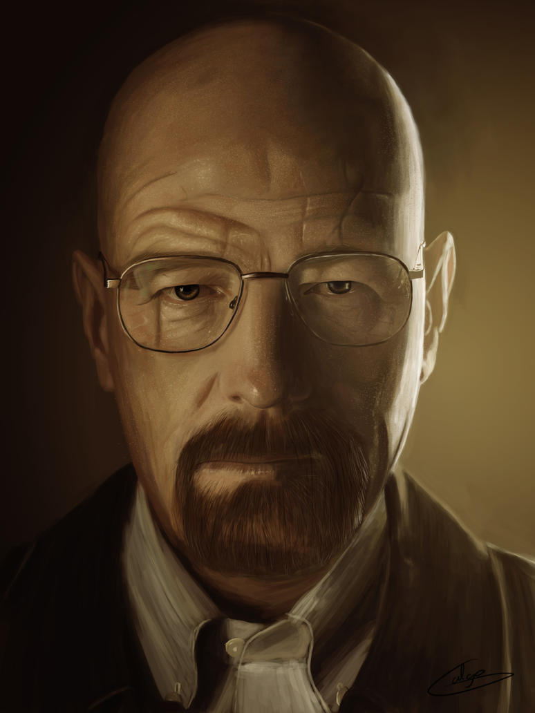 Breaking Bad - Mr. white by GalG0